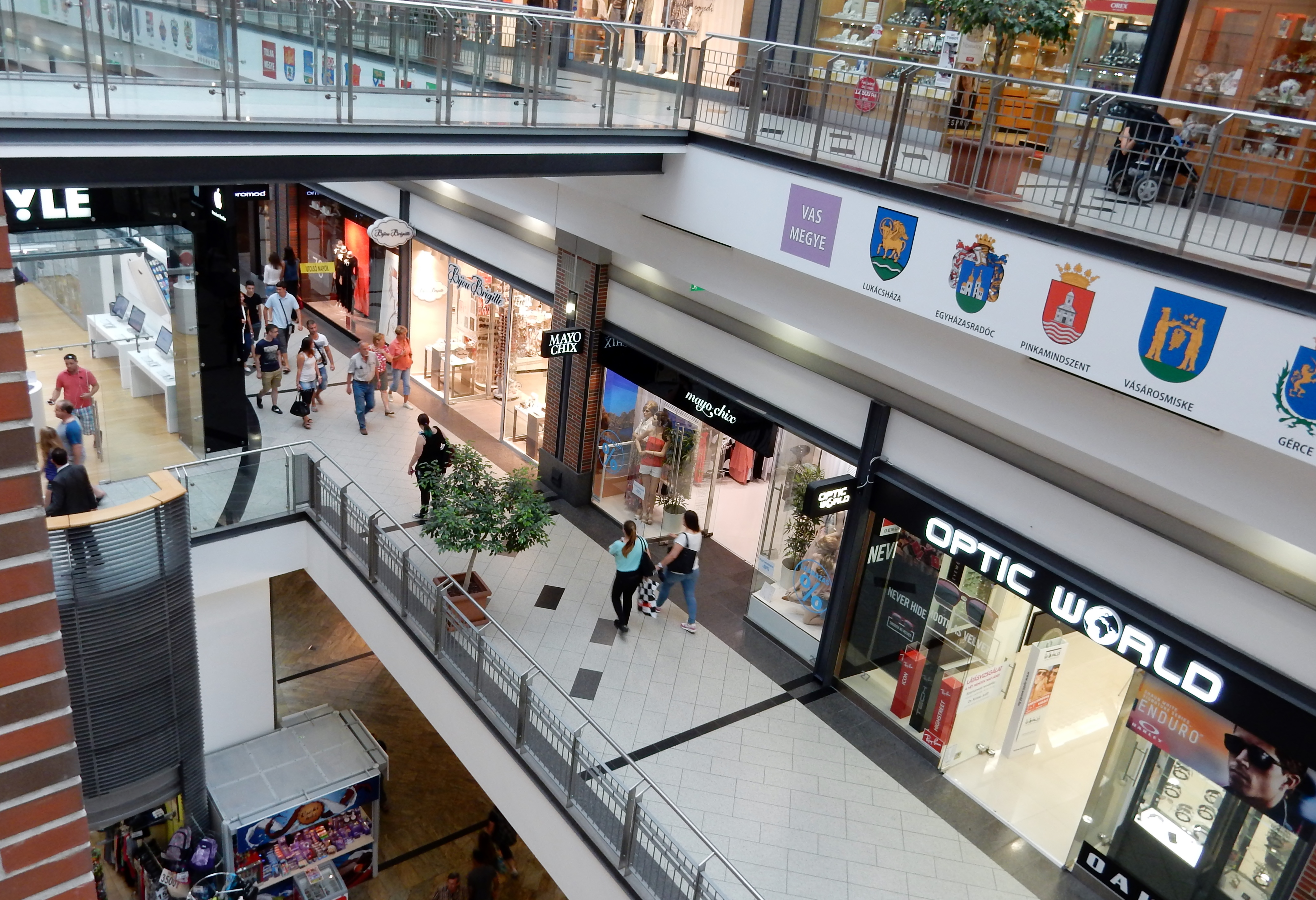 Budapest - Westend Shopping Mall