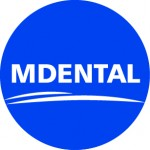 M Dental logo